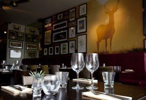 Whiski Rooms restaurant