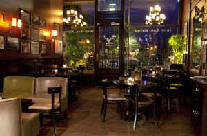 Whiski Rooms Edinburgh bar
